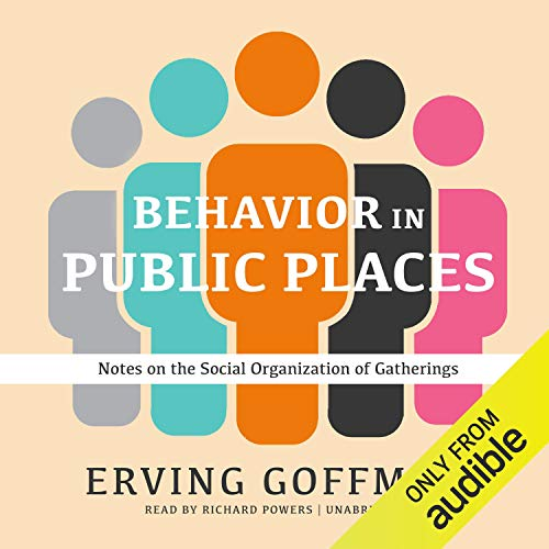 Behavior in Public Places audiobook cover art