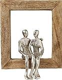 Kare Design - Objeto Decorativo Frame Loving Couple
