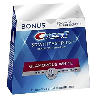 Crest 3D Whitestrips Glamorous