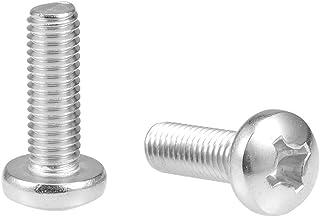 Black Oxide M8-1.25mm Thread Button Socket Head Cap Screw Fully Threaded Alloy Steel 16mm Long Unbrako 12.9