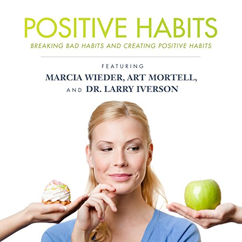 Positive Habits audiobook cover art