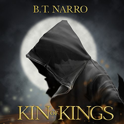 Kin of Kings (The Kin of Kings: Book 1) audiobook cover art
