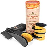 Back Applicator Deluxe: Apply Lotion or Medicine by...