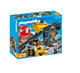 Playmobil 4041 Conveyor Belt With Mini Excavator