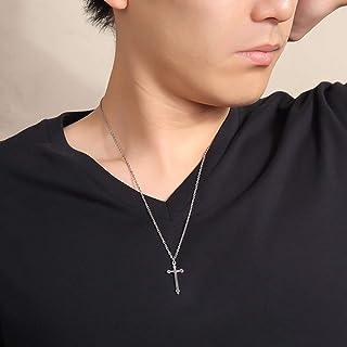 【見せたくなる磁気ネックレス】ピュアループ オズ ◆ クロスタイプ55㎝