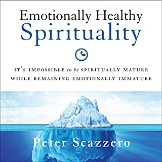 Emotionally Healthy Spirituality     It's Impossible to Be Spiritually Mature, While Remaining Emotionally Immature              By:                                                                                                                                 Peter Scazzero                               Narrated by:                                                                                                                                 Peter Scazzero                      Length: 7 hrs and 36 mins     580 ratings     Overall 4.7