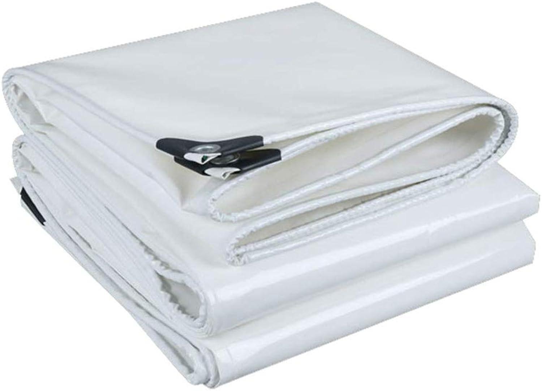 9881d7b377 Tarps Thicken Waterproof Tarpaulin with Eyelets, Sunscreen Wear Resistant  Tarp Sheet Rainproof Awning Shed Cloth