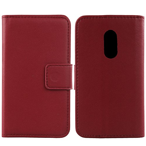 Gukas Design Echt Leder Tasche Für TP-LINK Neffos X1 5