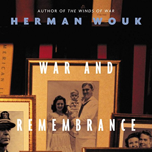 War and Remembrance audiobook cover art