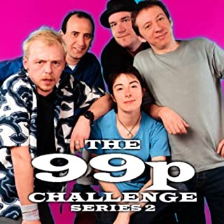 The 99p Challenge audiobook cover art