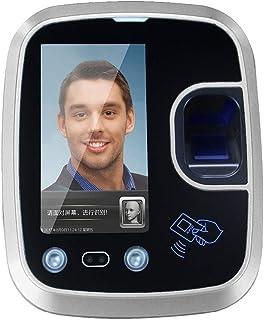 آلة الحضور والانصراف 4.3 بوصة شاشة تعمل باللمس Wi-Fi نظام الحضور بصمات الأصابع التعرف على نظام إدارة الحضور موظف جهاز الحضور