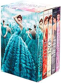 The Selection 5-Book Box Set: The Complete Series 0062651633 Book Cover