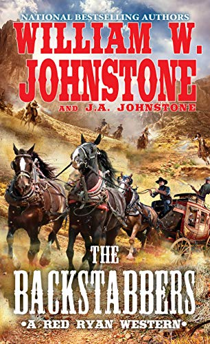 The Backstabbers (A Red Ryan Western)