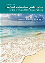 Schnering's Professional Review Guide Online for the RHIA and RHIT Examinations, 2018, 2 terms Printed Access Card