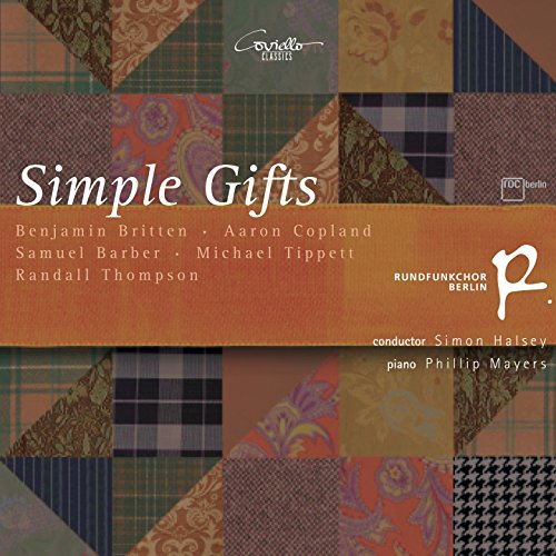 Simple Gifts for Women´s Choirand Piano