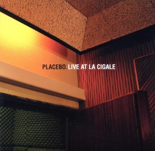 Live At La Cigale by Placebo (2011) Audio CD