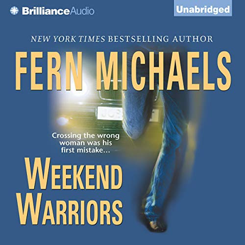 Weekend Warriors audiobook cover art