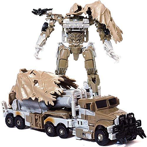 ZooYi MPOX Transformers Toys Studio Series 34 Leader Class Dark of The Moon Movie Megatron Action Figure
