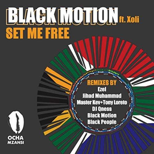 Black Motion feat. Xoli