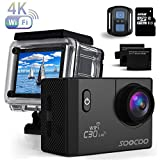 4k WIFI Sports Action Camera,SOOCOO C30R Action...