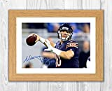 Engravia Digital Mitch Trubisky Chicago Bears Poster,