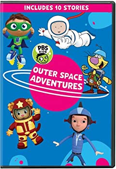 PBS Kids  Outer Space Adventures