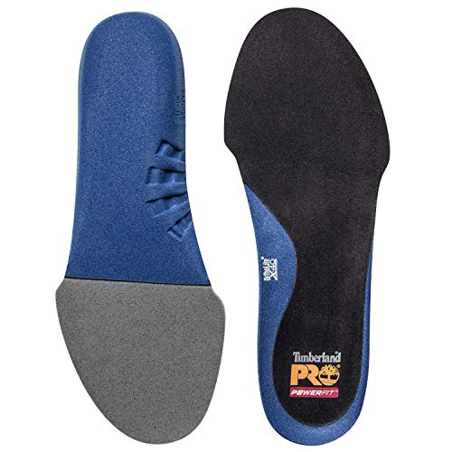 Timberland PRO Men's High Rebound Cushion Replacement Insole,Blue,Small/6-7 M US