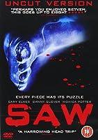 Saw - Uncut Version *** Europe Zone ***