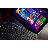 2016 Nextbook Flexx 10' Touchscreen Tablet With Keyboard, 1 Year Office 365 and 1 Tb Cloud Storage (Intel Atom Z3735F Quad-Core Processor, 2GB RAM, 32GB Flash Storage, Webcam, Windows 8.1)
