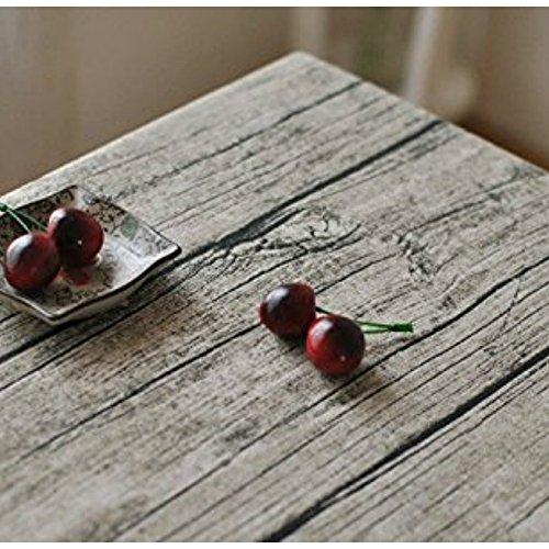 shopdp『北欧復古木目調テーブルクロス』
