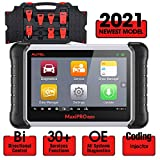 Autel MaxiPro MP808K Diagnostic Scan Tool, Upgrade of MP808, 30+ Services, Bi-Directional Control, All System Diagnostic Same As MS906, Key Coding, Auto Bleed, SRS, Oil Reset, EPB, SAS, DPF, BMS