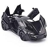 PETRLOY Pull Back Cars Puerta que se puede abrir Pull Back Cars Vehículos y autos de carrera Juguete de carreras de automóviles Camión de vehículos Mini Toy Toy Pull Back and Go Juego de juguetes de c