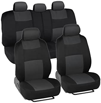 Color : Transformers Car Seat Covers,Knitting Full Set Universal Front Rear Seat Car Interior Seat Pad Fit 5 Seats Car