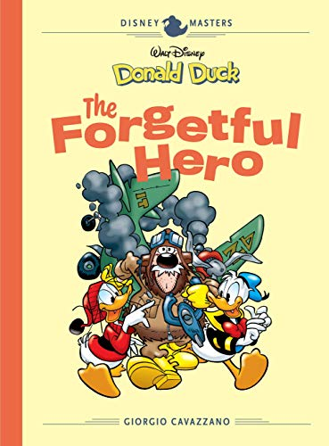 Disney Masters Vol. 12: Donald Duck: The Forgetful Hero (English Edition)