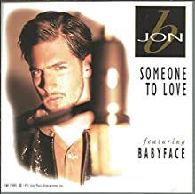 Someone to Love / Pants Off by Jon B (1995-06-06)