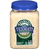 RiceSelect Texmati White Rice, 32-Ounce Jars, 4-Count