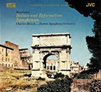 Mendelssohn: Italian & Reformation Symphonies by CHARLES / BOSTON SYMPHONY ORCHESTRA MUNCH (2005-06-21)