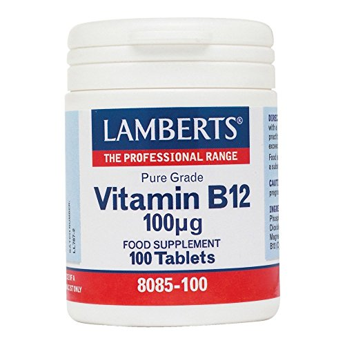 VIT. B12 100MG 100COMP