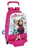 Disney Frozen - Mochila Grande con Ruedas (SAFTA 611438160)