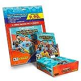 Calciatori Adrenalyn XL 2021-2022 Super Starter Pack [Raccoglitore + Guida + Checklist + Gameboard + 6 bustine + 2 Card Limited + Box da 24 bustine]