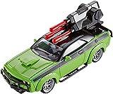 Mattel FCG52 - Fast & Furious Dodge Challenger SRT8 2011 con 14 Accesorios