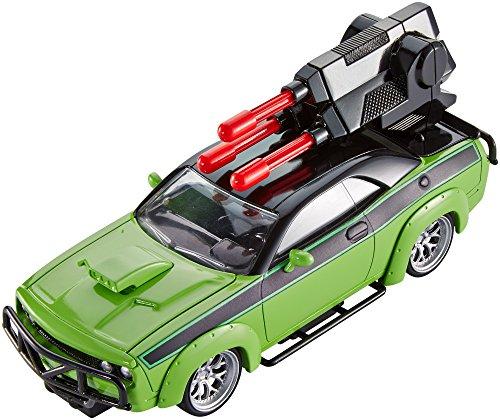 Mattel Fast & FuriousCustomizers Dodge Challenger + Vehicle Kit