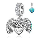NINAQUEEN Angel Wing Charms Fits Charms...