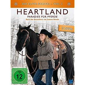 51Nu2YQ1BRL. SS300  - Heartland - Paradies für Pferde: Staffel 11.2 (Episode 10-18) [3 DVDs]