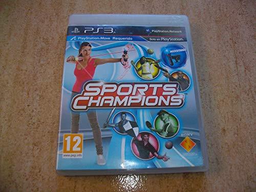 Sports Champions - Move