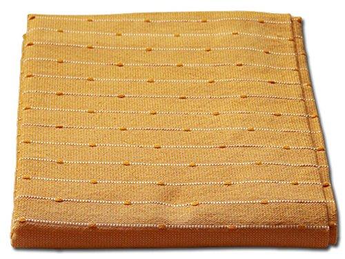 Lanovenanube - Plaid Multiusos Kenya 230x260 - Amarillo