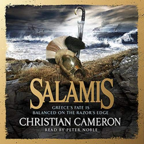 Salamis Audiobook By Christian Cameron cover art