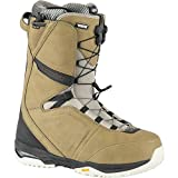 Nitro Team TLS Boot 21 Bottes de Snowboard pour Homme Olive/Noir 320