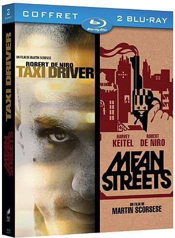Taxi driver ; mean streets