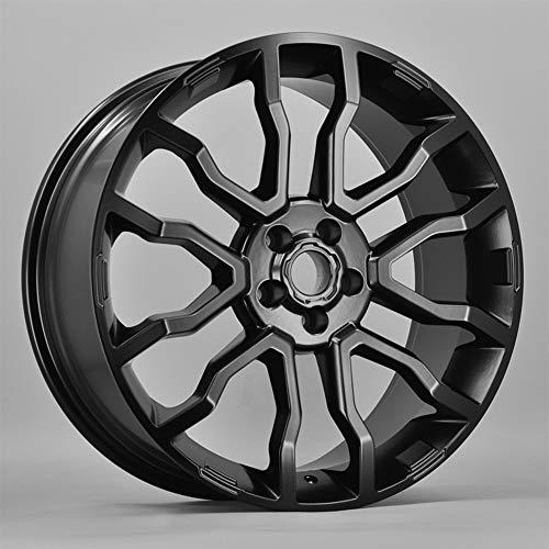 Super1Six Modifizierte Aluminiumlegierung Alufelge Felge, Vorder- Und Hinterräder 20 * 8.5, Niederdruckgussfelgen, Passend Für Verschiedene Modelle Wie Range Rover Aurora Victoria,20 * 8.5